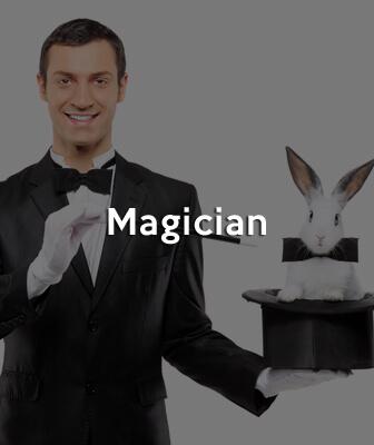 Magician  Slide