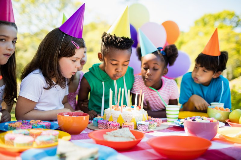 Plan Your Munchkin the Best Birthday Party Ever
