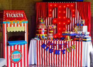 kiddys kingdom kids carnival party planning