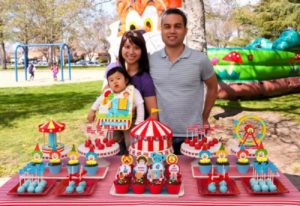 kiddys kingdom kids carnival party