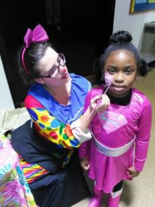 kiddys kingdom kids carnival party face painter