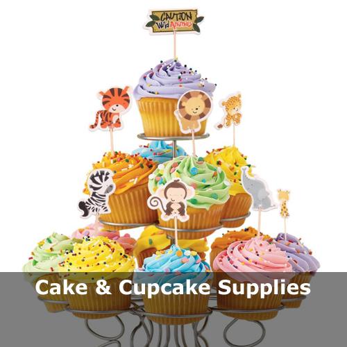 kiddy's kingdom cake cupcake supplies