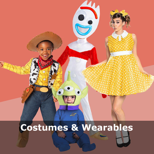 kiddy's kingdom costumes wearables
