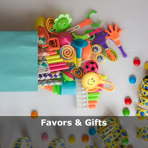 kiddy's kingdom favors gifts
