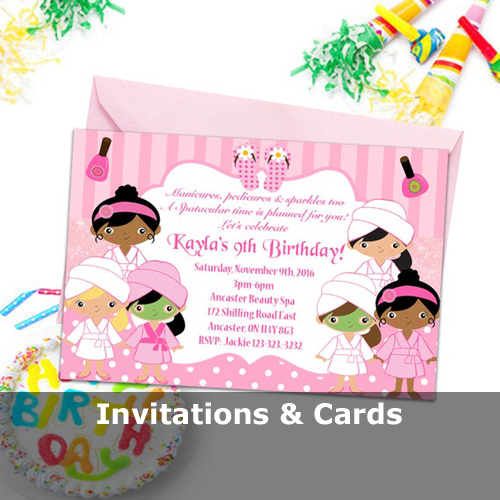 Party Invitations #9